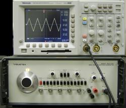 WAVETEK 188 SWEEP/FUNCTION GENERATOR, 0-4 MHZ